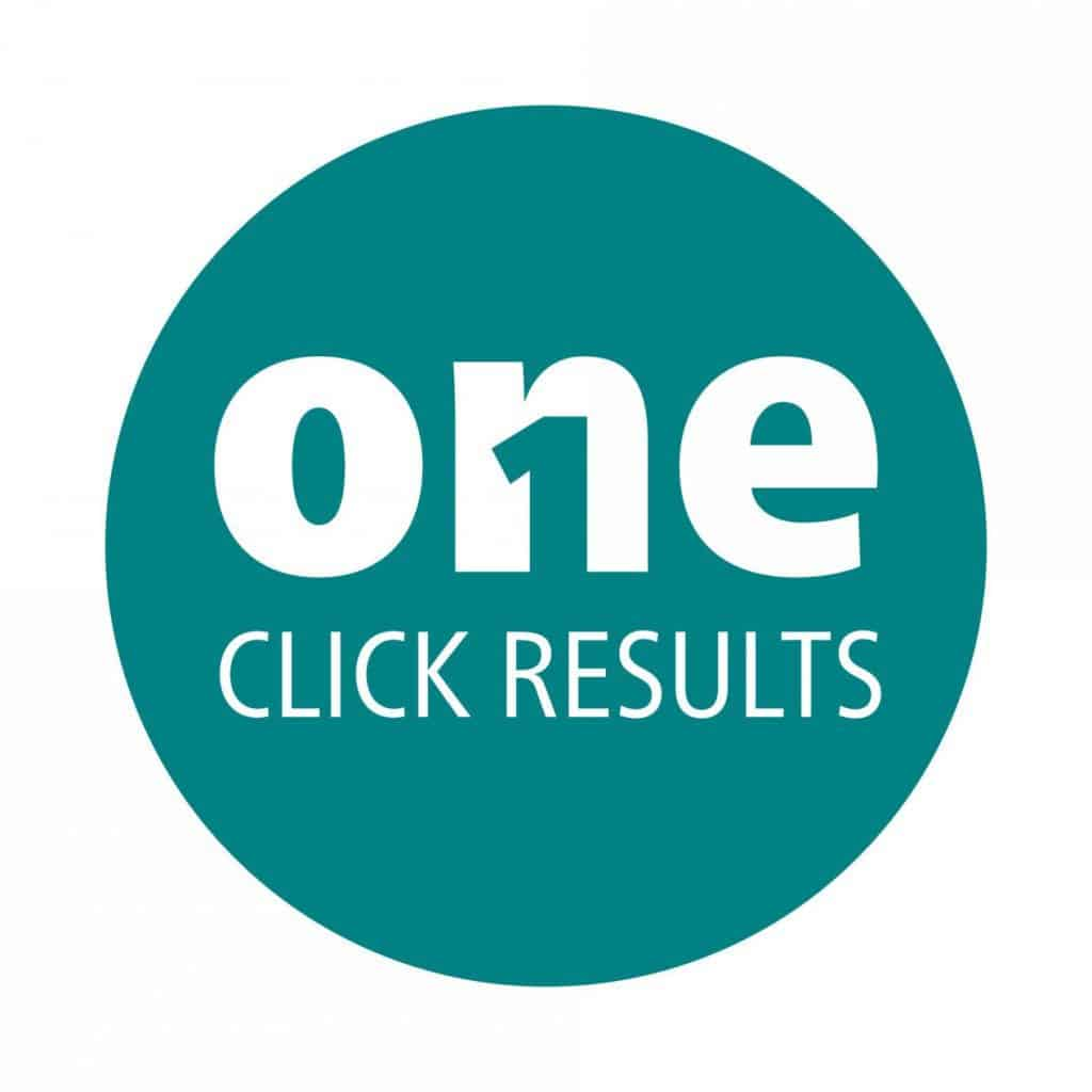 This picture shows the NETZSCH one-click-result-logo