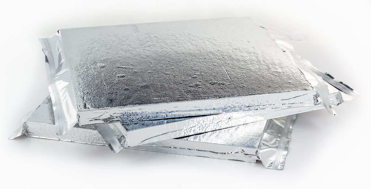 How to Determine the Thermal Conductivity of Vacuum Insulation Panels (VIP) precisely