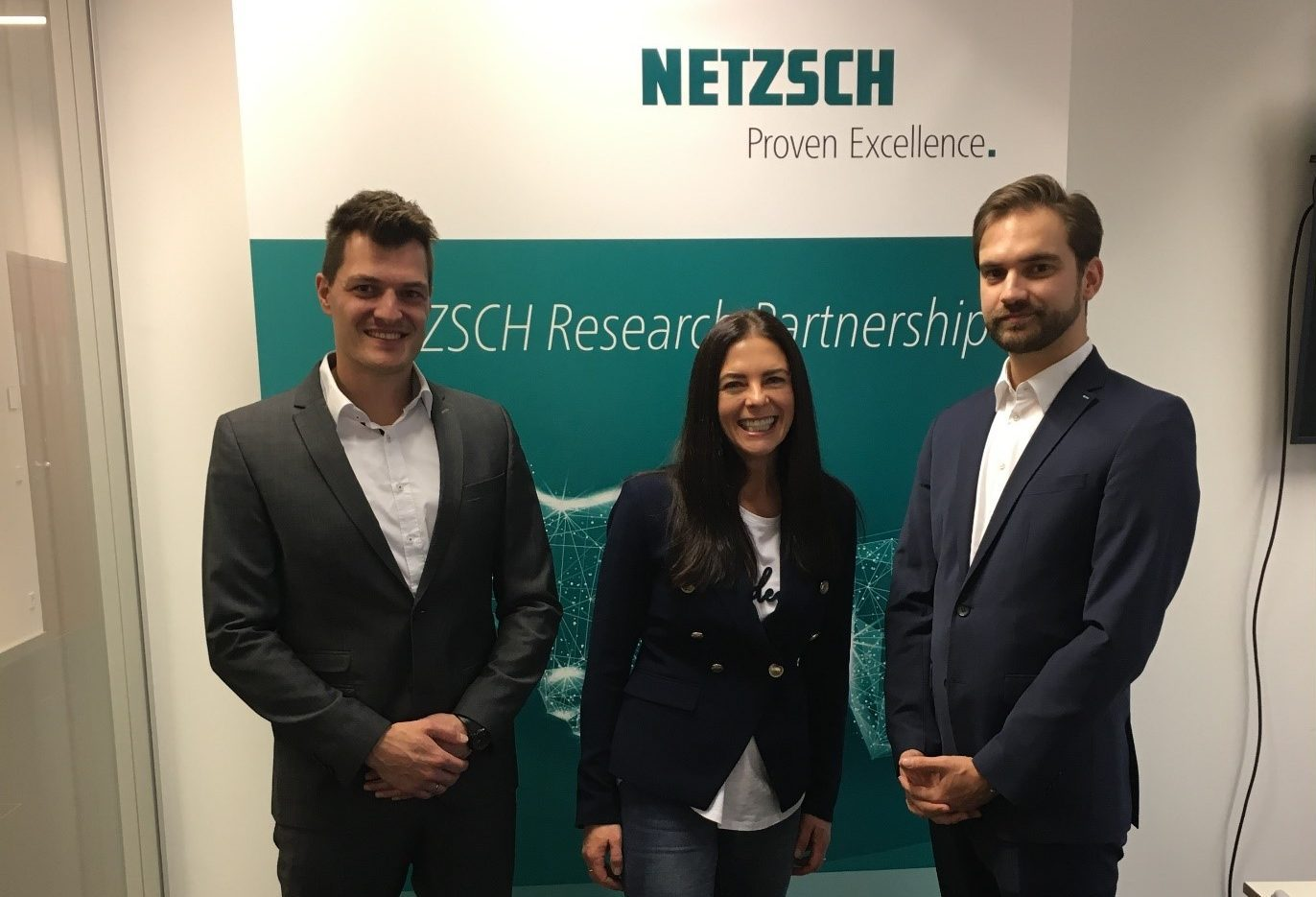 NETZSCH and Swinburne partner in world-first Industry 4.0 composite product Testlab.