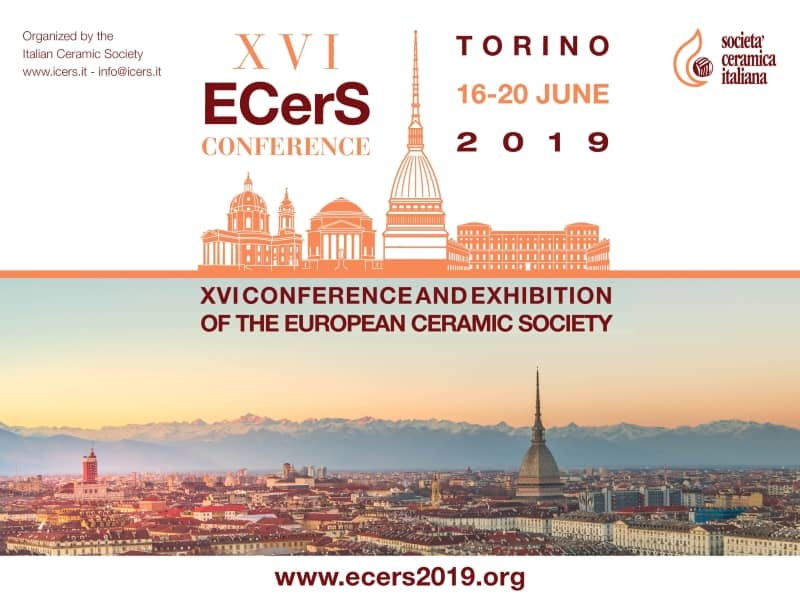 ECerS 2019: Get your own Virtual View into Sintering Processes