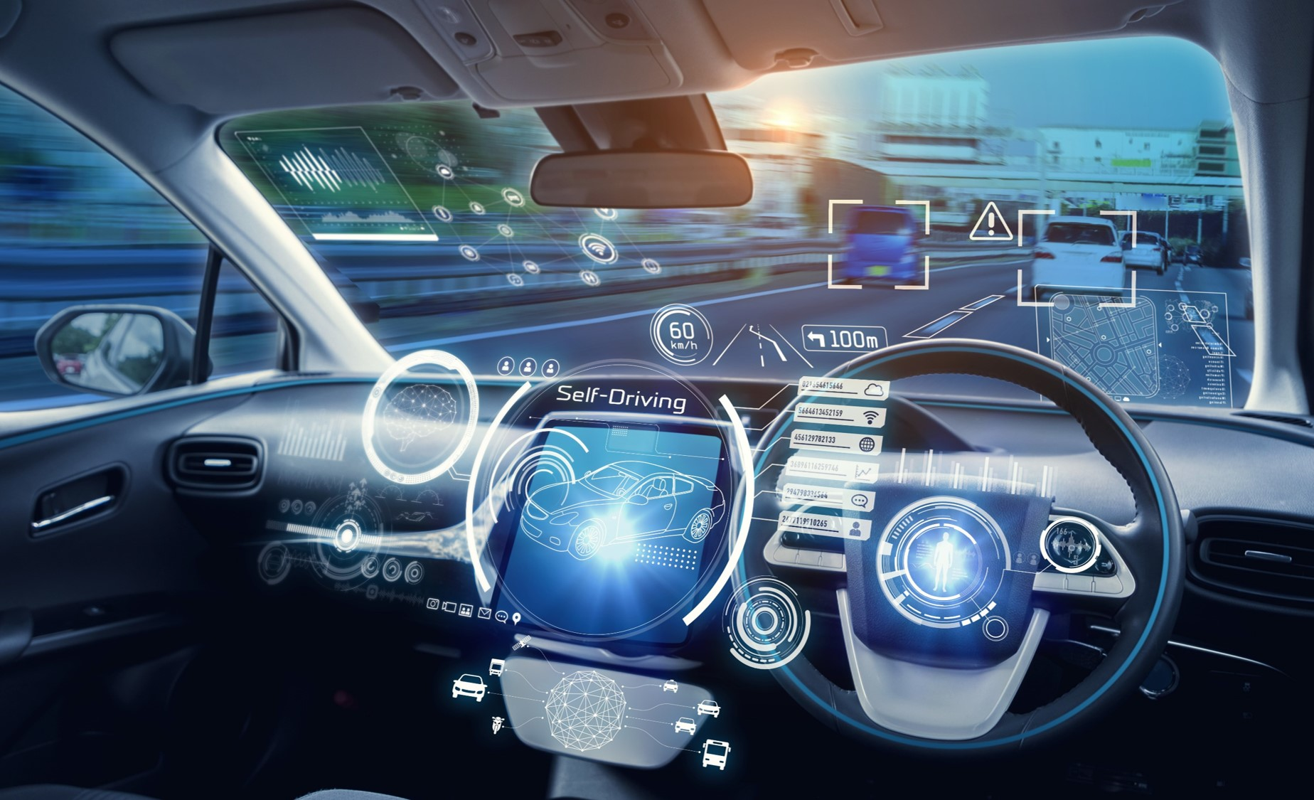 Automotive Megatrends Transform Polymer Materials