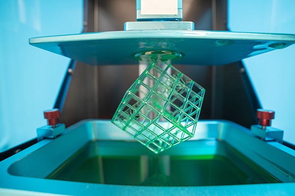 How UV-light Exposure Times Affect Component Properties in Additive Manufacturing