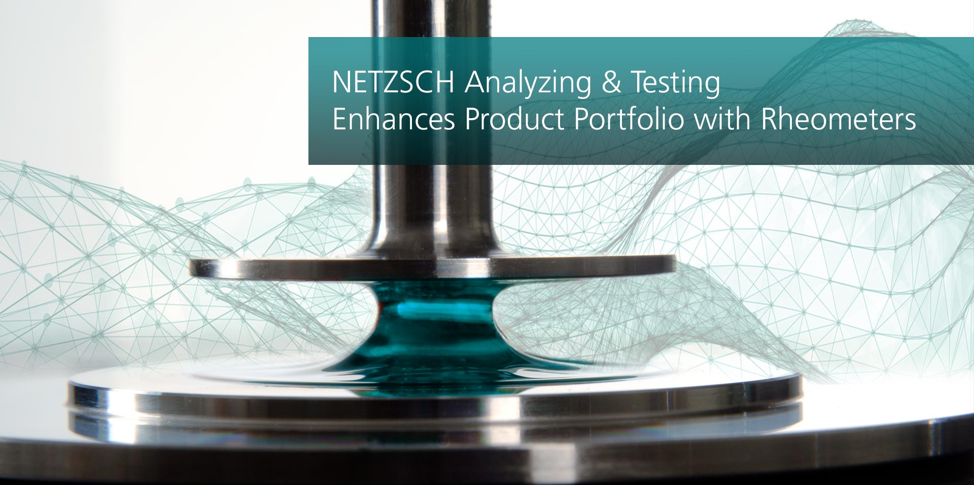 NETZSCH Analyzing & Testing Enhances Product Portfolio with Rheometers