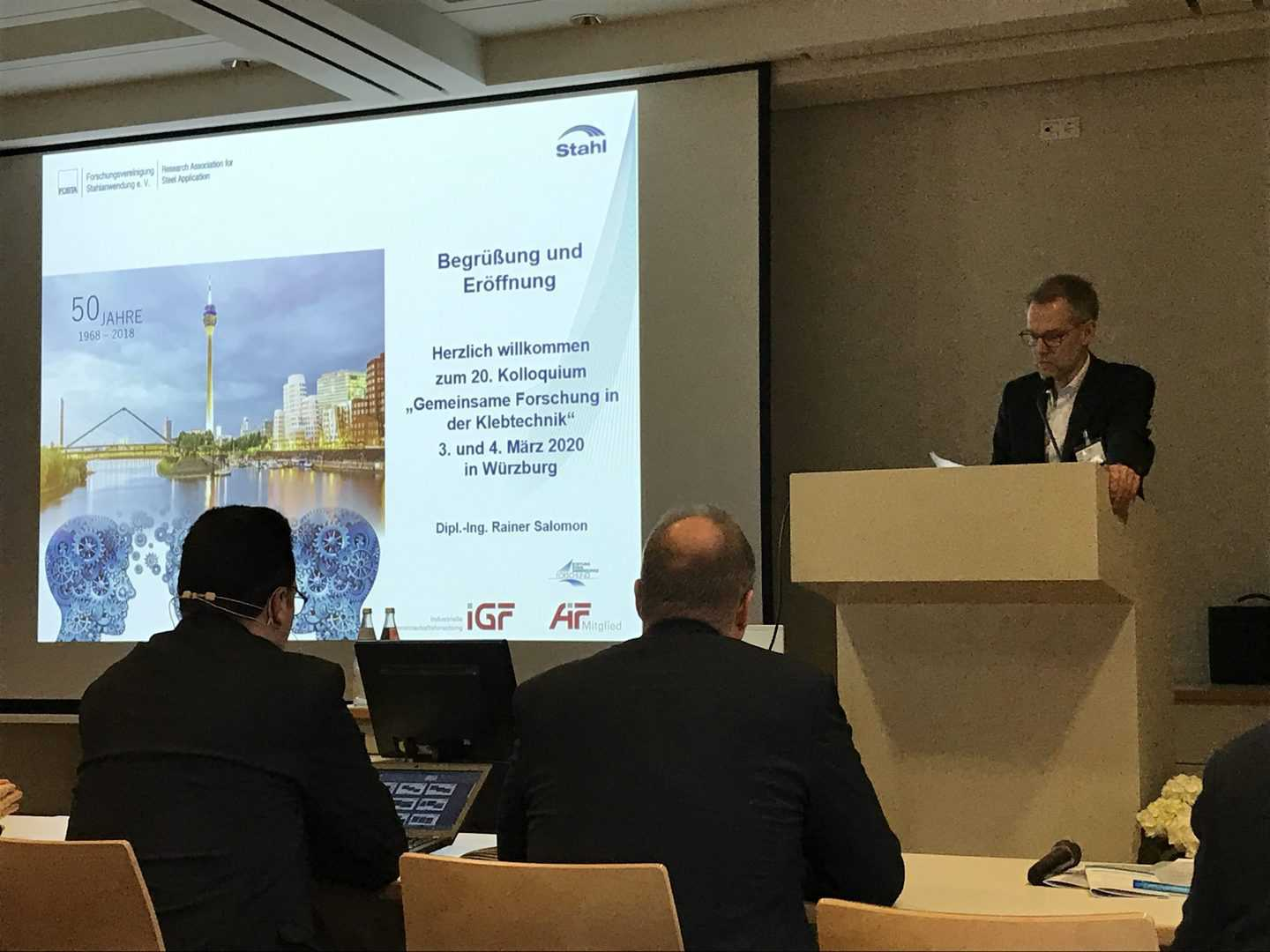 Insights from the Adhesive Technology Conference in Germany