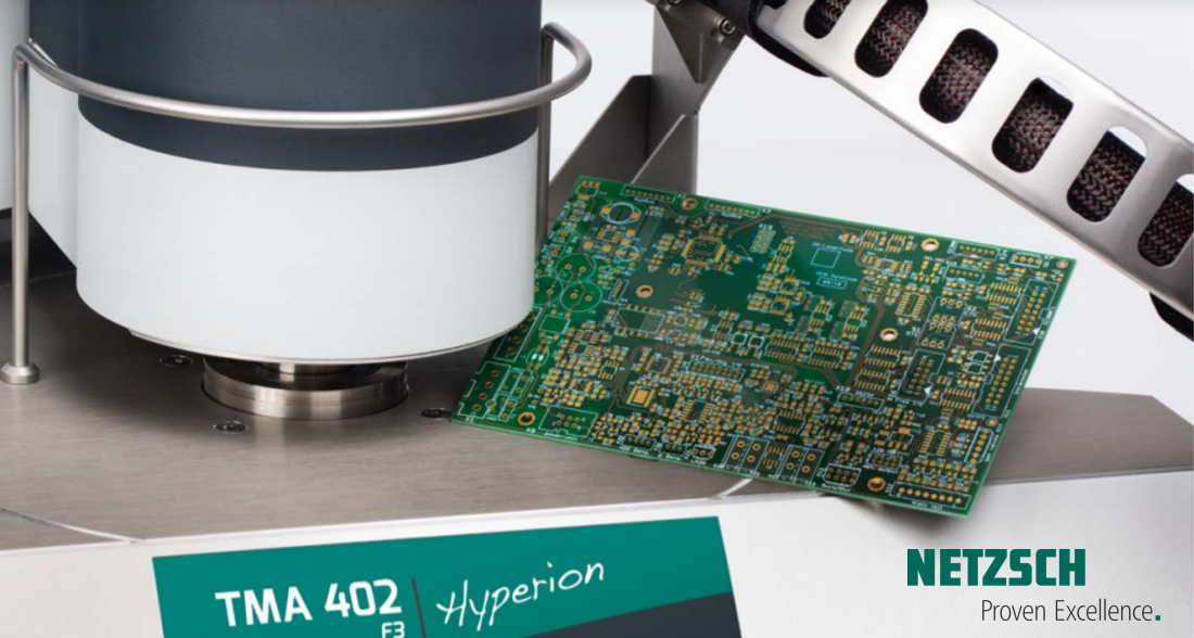 Quality Control of Electronic Assemblies Using Thermomechanical Analysis