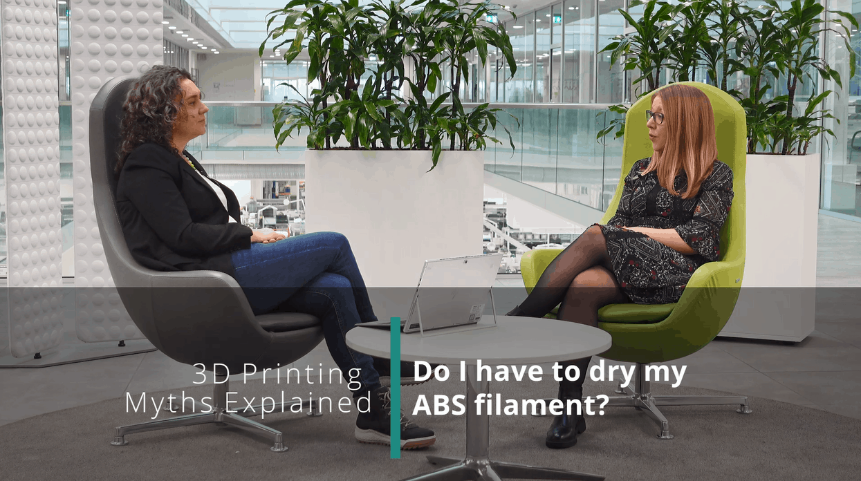 NETZSCH 3D Printing Myths Explained Drying ABS