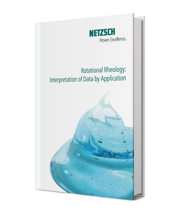 NETZSCH free rheology e-book download